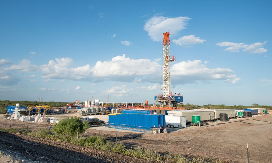 Scoop-Stack shale play drilling activity driven by select counties in Oklahoma