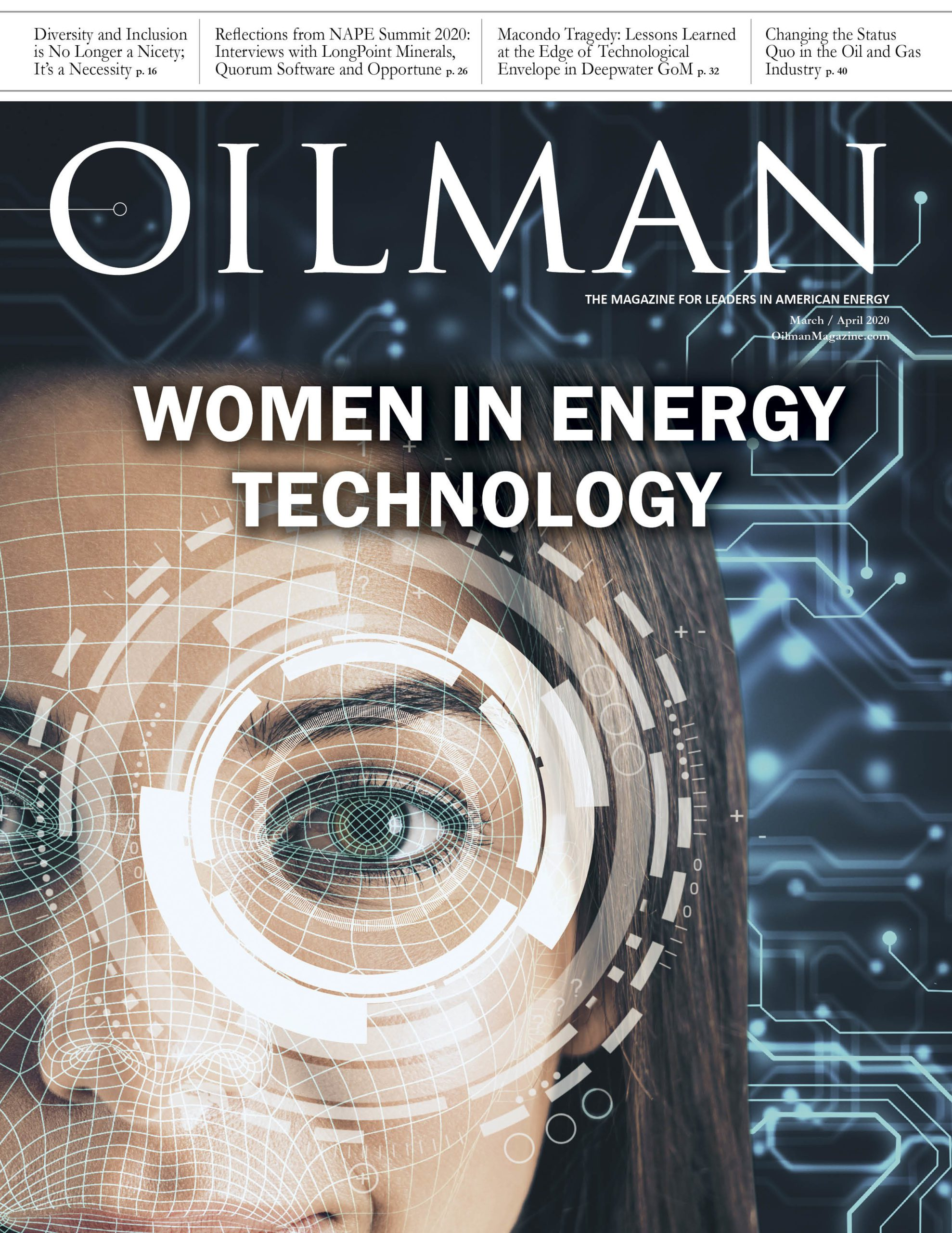 OILMAN March-April 2020