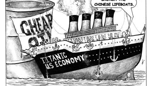 Crude Life Boats