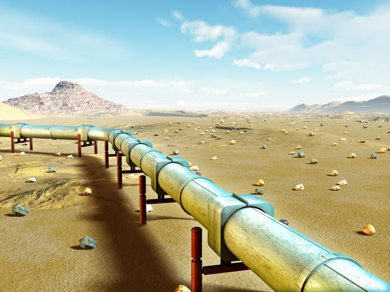 Low prices and depressed demand impact global oil and gas pipeline sector