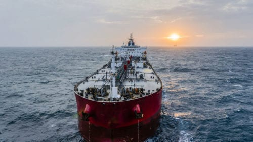 COVID-19 outbreak leads to a surge in tanker rates