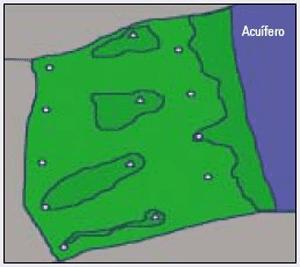 Poor areal sweep – Source: Sánchez 2006