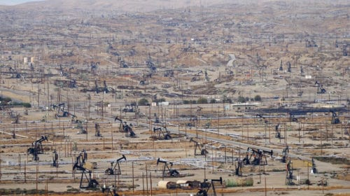 U.S. oil industry faces 'very uncertain' future