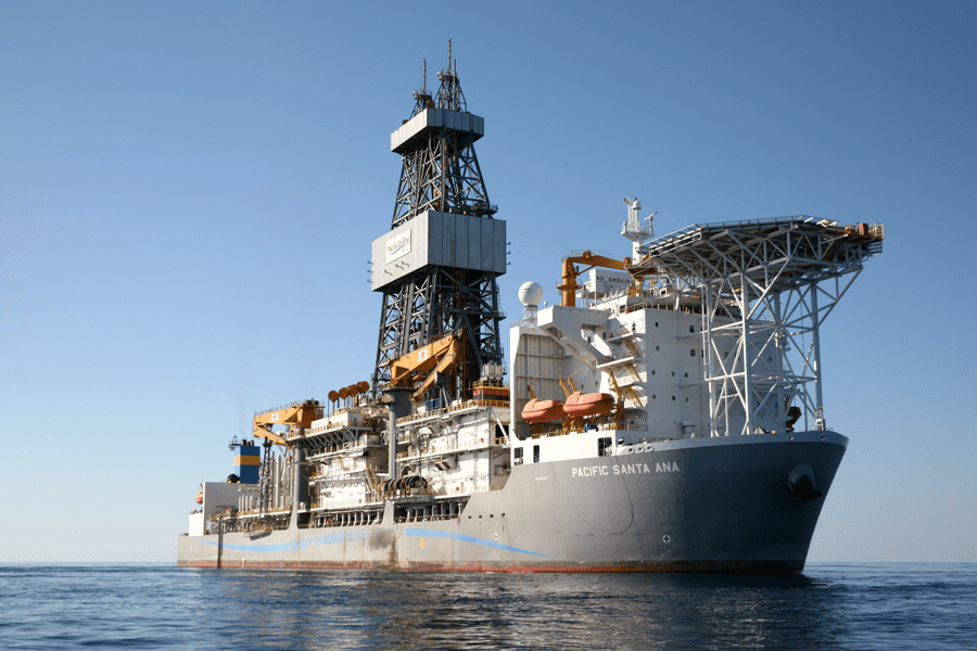 Photo courtesy of Pacific Drilling