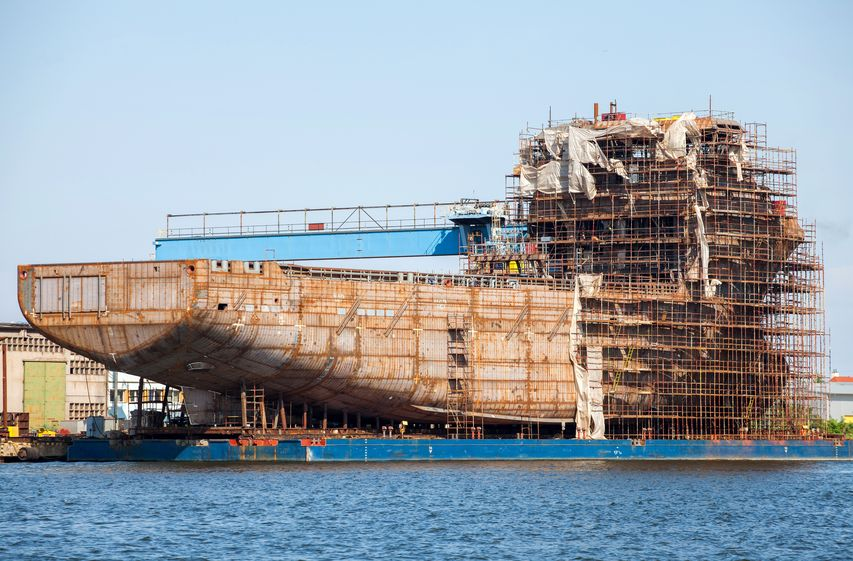 Gulf energy ambitions boost global shipbuilding