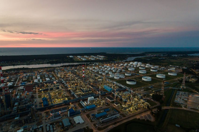 COVID-19 pandemic curtails the investment wave in petrochemical industry
