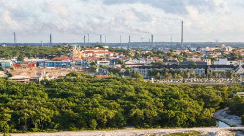 The Government of Aruba initiates the process to attract an operator and new investors for the Aruba Refin