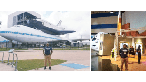 May 17, 2019: Ecobot Challenge Jury Member, Houston NASA Space Center