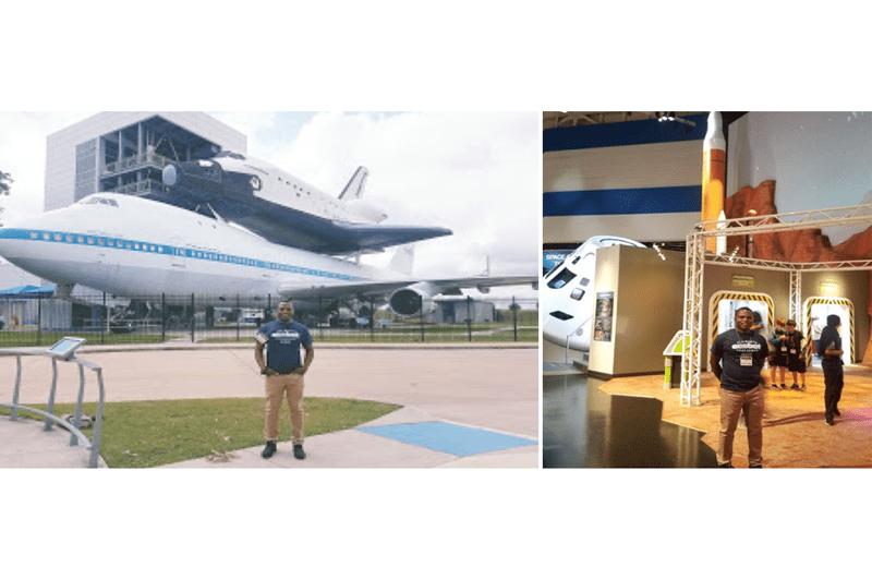 May 17, 2019: Ecobot Challenge Jury Member, Houston NASA Space Center