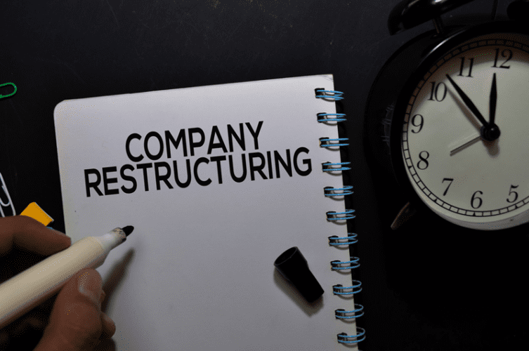 Restructuring in Times of Uncertainty