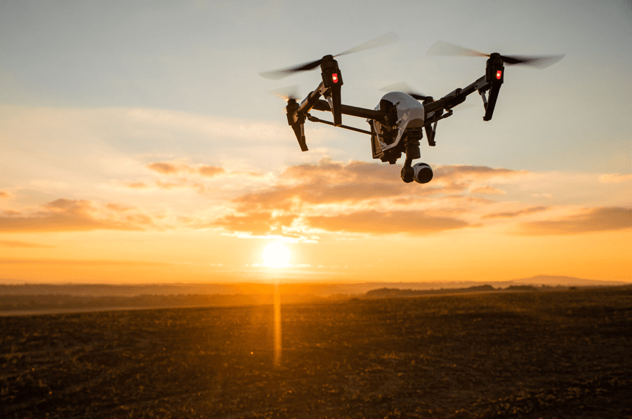 Amphibious, All-Terrain and Airborne Drones Enhance Efficiency in Execution of Essential Services