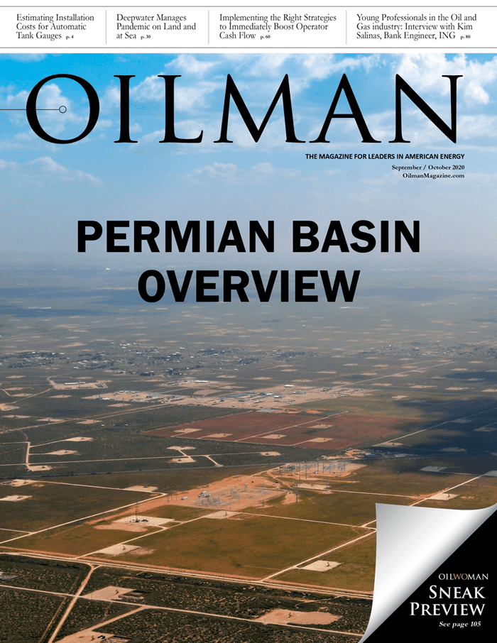 OILMAN Magazine Sept-Oct 2020