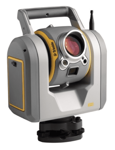 The Trimble SX10 Scanning Total Station combines scanning and high-accuracy surveying in a single instrument.