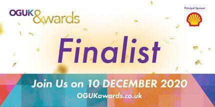 Legasea Ltd Congratulated on Finalist Place in OGUK Annual Awards