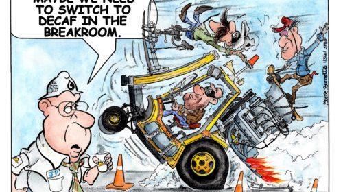 Forklift Hotrod