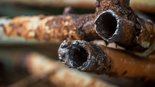 Pipe corrosion. Source: PV Productions - www.freepik.com