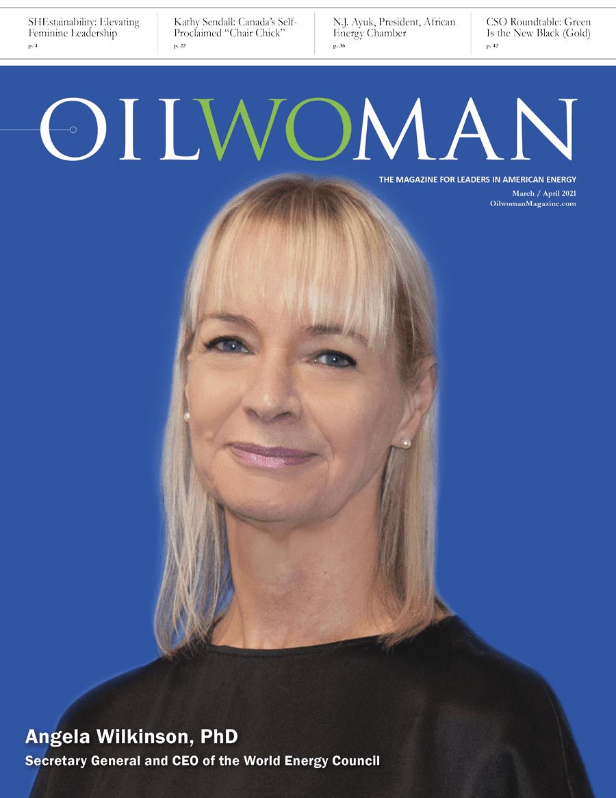 Oilwoman Magazine