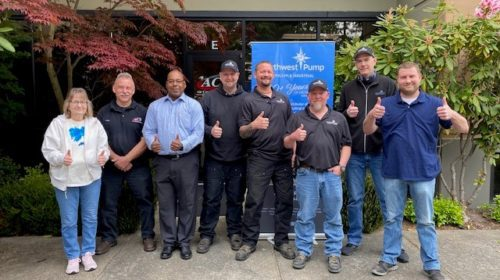 NORTHWEST PUMP ACQUIRES AIR COMPRESSOR SERVICE (ACS)
