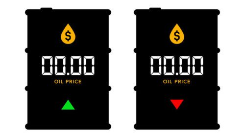 Crude oil prices show strength as economy recovers