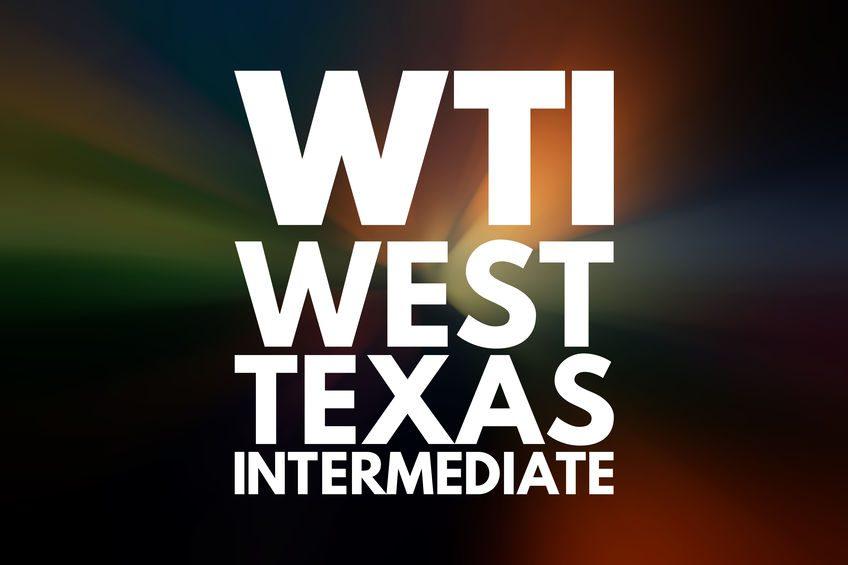 West Texas Intermediate reaches $75