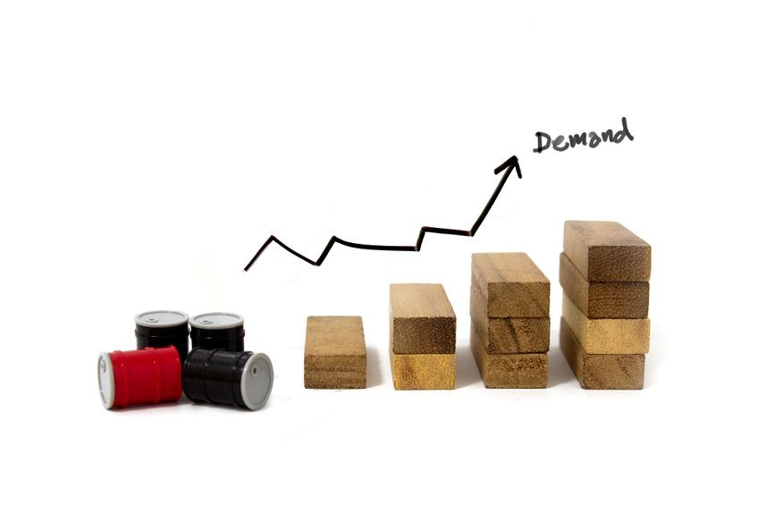 Petroleum industry shows strength as demand rises