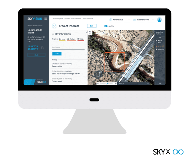 SkyX Launches SkyVision 2.0